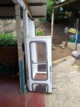 Cabina Nissan