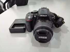 Cámara Nikon D 5300