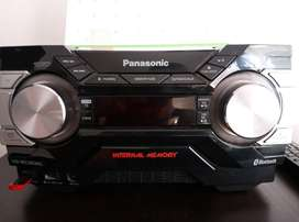 Equipo de Sonido Panasonic