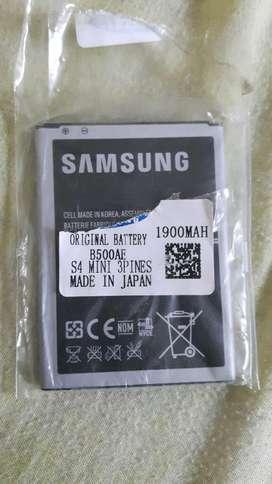 Bateria para Samsung S4 Mini 3 Pines