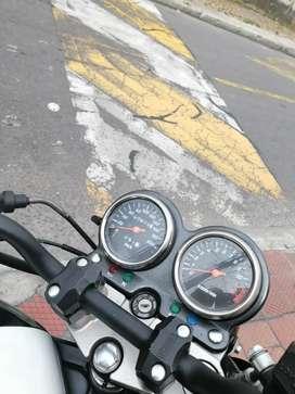 Moto full estado