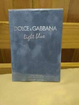 Perfume Original Dolce Gabbana para Homb