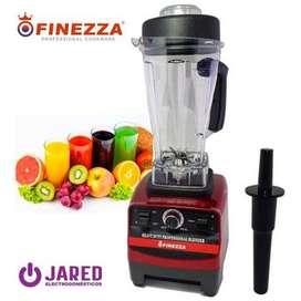 Licuadora Finezza Industrial con Perilla 1500 Watts- FZ-889IND Electrodomesticos jared