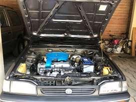 Mazda 323 NS 1500 centímetros cúbicos excelentemente estado, llantas nuevas, impuestos al día