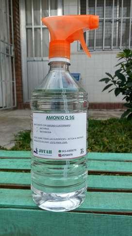 Sanitizante Amonio cuaternario
