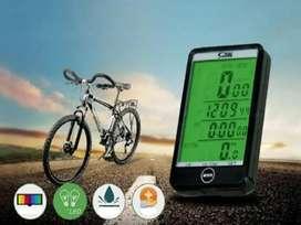 Odómetro velocímetro para bicicleta con luz de fondo ref 543