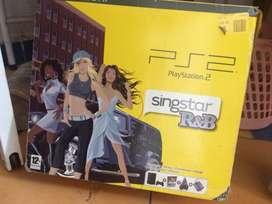 PlayStation 2 alemán original poco uso