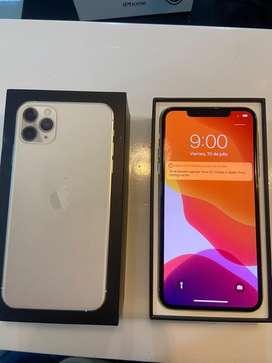 Iphone 11 pro max 64 blanco