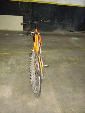 Bicicleta usada montan bike