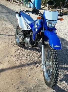 Yamaha Xtz 125 6300km
