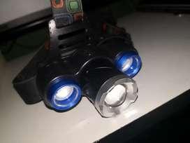 Linterna Minera (Led Headlight)