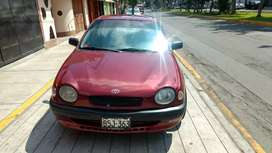 Toyota Corolla año 1999 nacional dual GLP