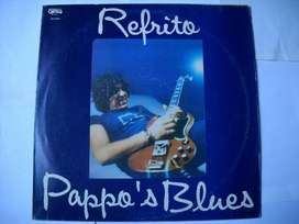 pappo's blues refrito consultar lp vinilo impecable