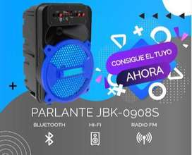 Parlante JBK 0908S My Mobile