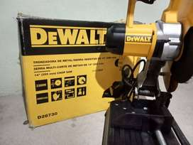 Vendo Tronzadora Dewalt D28730