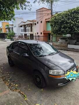 Venta Chevrolet Aveo family 2013 en excelente estado