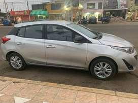 Toyota Yaris hatchback 1.3 Full Equipo en buen estado