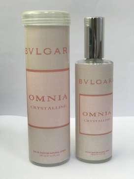 Perfume Bulgari Omnia Crystalline 100ml
