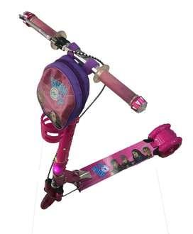 ScooterTresRuedas para niña