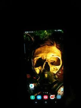 Samsung s9 plus 6 de ram 64 de almacenamiento con detalle