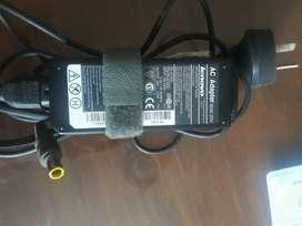 Cargador Original Para Lenovo 65w Ibm Thinkpad T400 T410 T420 T430 T510