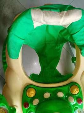 Andador verde