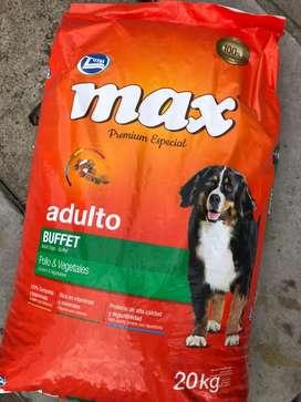 Max Adulto 20 kg
