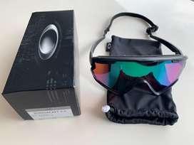 Oakley Wind Jacket 2.0 Sunglasses | Prizm Snow Torch Iridium
