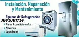 Tecnico en reparacion de lavadora