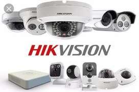 Hikvision Instalacion Camaras Seguridad