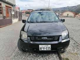 Ford Ecosport 2007 en buenas condiciones.