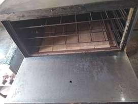 Vendo Freidora de dos canastos / Horno Pizzero seis moldes
