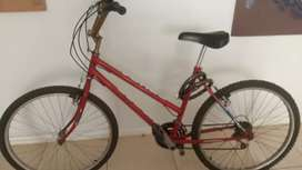 Vendo bici venzo rodado 26