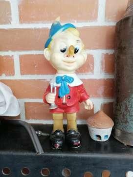 Pinocho muñeco antiguo
