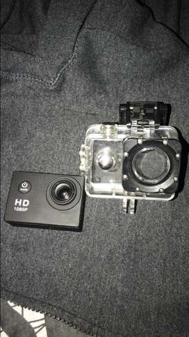 Se vende cámara GO PRO