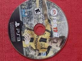 JUEGO PS3 VENDO FIFA 2017 ORIGINAL PS3