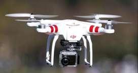 drones automatizados