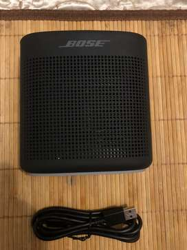 Parlante bose sound color II perfecto original