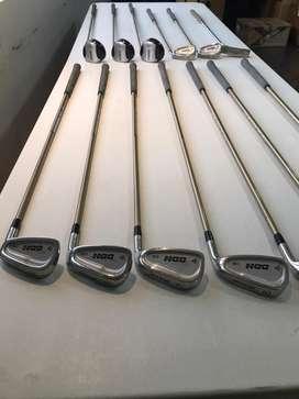 Set palos de golf Dunlop + Maleta Nike