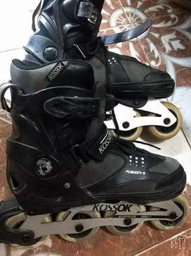 Vendo rollers profesional marca kossok