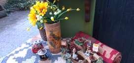 Oportunidad!! hermoso florero de ceramica