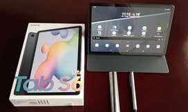 NUEVO Galaxy TAB S6 Lite 4G WIFI, Spen. Incluye: Cover, Protector Pantalla, Marcador Genius, es teléfono.