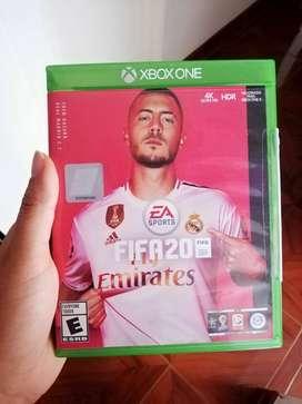 FIFA 20 para Xbox One.