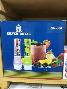 Licuadora portable silver royal