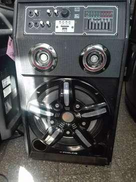 Bafle amplificador philco 12 pulgadas djp150