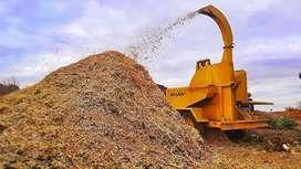 Chip De Madera Sustentable - Mulch Orgánico. (promo Ene/feb)