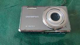 Vendo camara Olympus X - 920 para repuestos