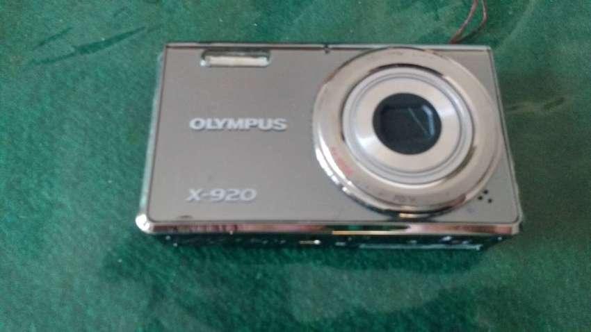 Vendo camara Olympus X - 920 para repuestos 0