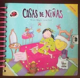 Vendo hermoso libro para niñas y adolescentes