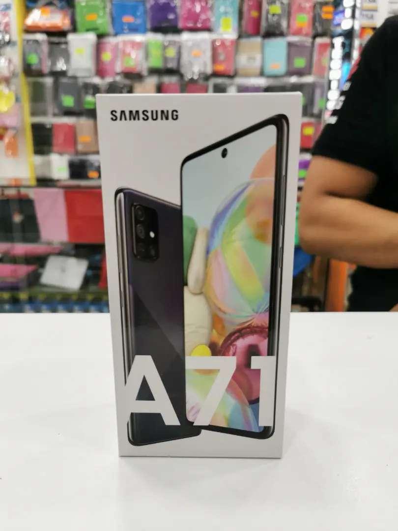 Samsung A71 128GB Oferta hasta fin de mes 0